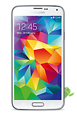 EE 4G Pay as you go £1  Talk & Text pack White Samsung Galaxy S5
