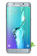 Samsung Galaxy S6 edge Plus 64GB Silver