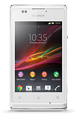 View the cheapest Sony Xperia E deals with a free notebook