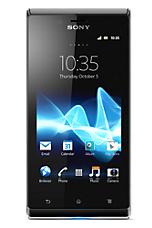 Sony Xperia J Black