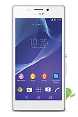 EE 4G Pay as you go £1  Talk & Text pack White Sony Xperia M2