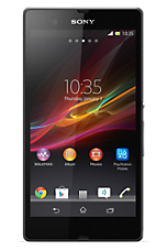 View the cheapest Sony Xperia Z deals on 12 month contracts