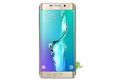 Samsung Galaxy S6 edge plus - Gold