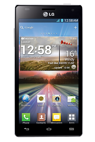 Buy LG Optimus 4X HD