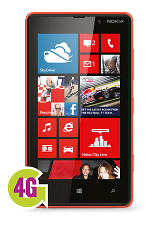 Buy Nokia Lumia 820