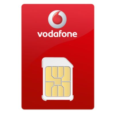 Vodafone Pay As You Go Vodafone Micro SIM