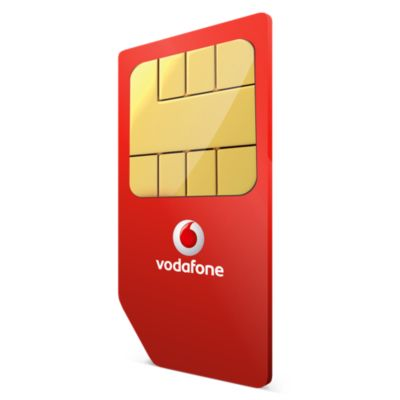 Vodafone Pay As You Go Vodafone Sim Card