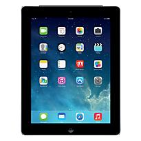 Black Apple iPad 2 with WiFi 16GB Sim Free Handset