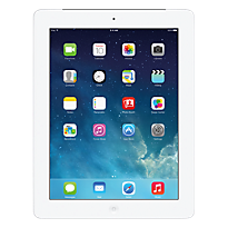 White Apple iPad 2 with WiFi  3G 16GB Sim Free Handset
