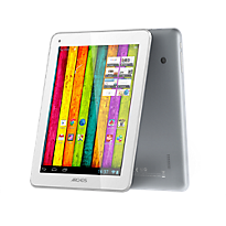 White Archos 80 Titanium WiFi 8GB Sim Free Handset