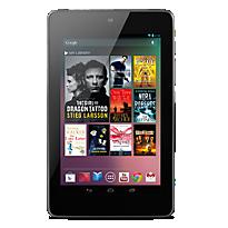 Brown Google Nexus 7 WiFi 16GB (2012) Sim Free Handset