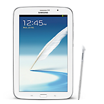 White Samsung Galaxy Note 8.0 WiFi 16GB Sim Free Handset