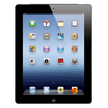 Apple iPad with Wi-Fi & Cellular 64GB (3rd Generation)